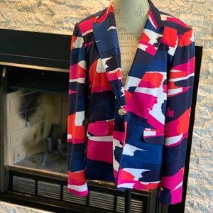 JM Studio super blazer  with gold buttons